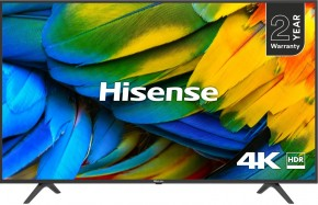 "Smart televize Hisense H65B7100 (2019) / 65"" (163 cm) OBAL POŠKOZ"