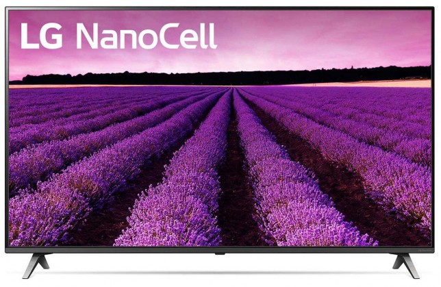 "Smart televize LG 49SM8050 (2019) / 49"" (123 cm)"