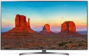 """Smart televize LG 55UK6750PLD (2018) / 55"""" (139 cm) + Magický dálkový ovladač LG AN-MR18BA"""