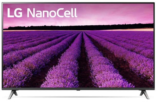 "Smart televize LG 65SM8050 (2019) / 65"" (164 cm)"