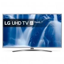 """Smart televize LG 65UM7610 (2019) / 65"""" (164 cm) + dárek český hokejový dres"""