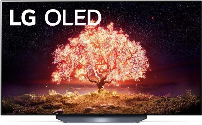 "Smart televize LG OLED55B13 (2021) / 55"" (139 cm)"