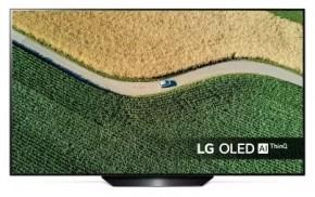 """Smart televize LG OLED55B9 (2019) / 55"""" (139 cm) OBAL POŠKOZEN"""