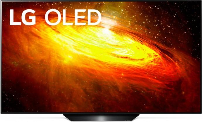 """Smart televize LG OLED55BX (2020) / 55"""" (139 cm)"""