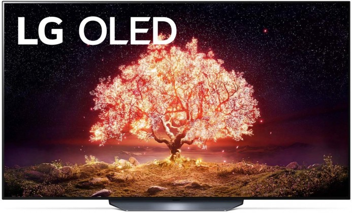 "Smart televize LG OLED65B1 (2021) / 65"" (164 cm)"