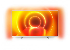 "Smart televize Philips 50PUS7855 (2020) / 50"" (126 cm) OBAL POŠKO"