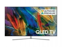 """Smart televize Samsung QE49Q7F (2017) / 49"""" VADA VZHLEDU, ODĚRKY"""