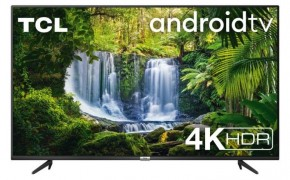 """Smart televize TCL 43P615 (2020) / 43"""" (108 cm) + Bezdrátový reproduktor zdarma"""