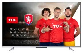 """Smart televize TCL 43P725 (2021) / 43"""" (108 cm)"""