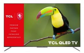 """Smart televize TCL 50C715 (2020) / 50"""" (126 cm)"""