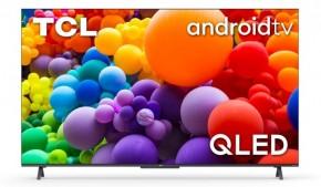 """Smart televize TCL 50C725 (2021) / 50"""" (125 cm)"""