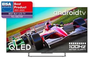 """Smart televize TCL 55C729 (2021) / 55"""" (139 cm)"""