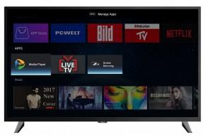 """Smart televize Vivax 50UHD123T2S2SM (2021) / 50"""" (126 cm)"""