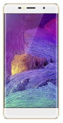 Smartphone Accent NEON, zlatá