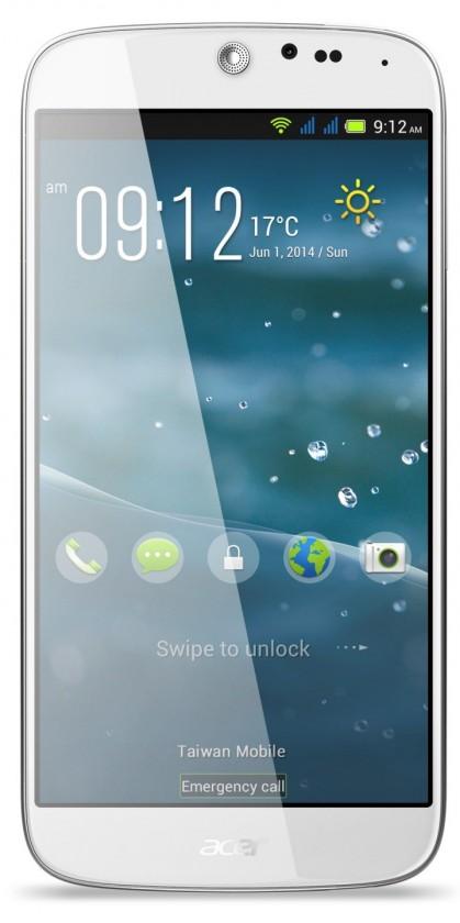 Smartphone Acer Liquid Jade Dual White ROZBALENO