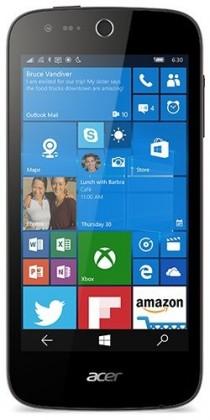 Smartphone Acer Liquid M330 LTE, černý