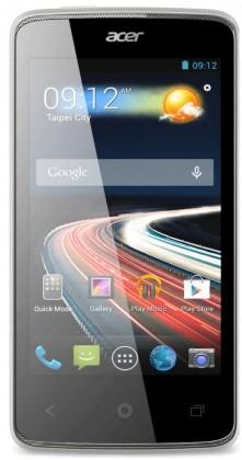 Smartphone Acer Liquid Z4 černý