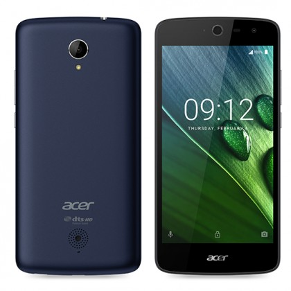 Smartphone Acer Liquid Zest LTE, modrá