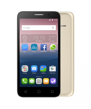 Smartphone ALCATEL ONETOUCH 4024D PIXI FIRST Gold