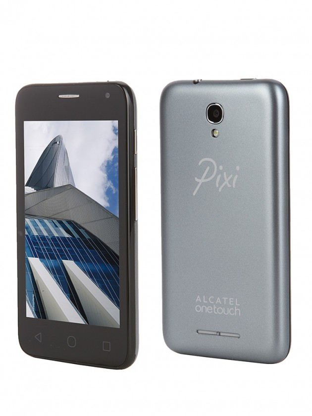 Smartphone ALCATEL ONETOUCH 4024D PIXI FIRST Slate