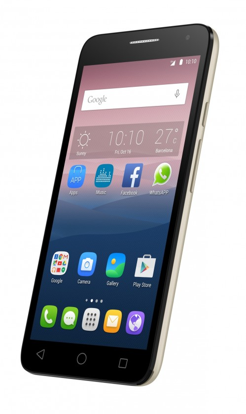 Smartphone ALCATEL ONETOUCH 5025D POP 3 Gold
