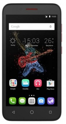 Smartphone ALCATEL ONETOUCH 7048X GO PLAY Dark Red