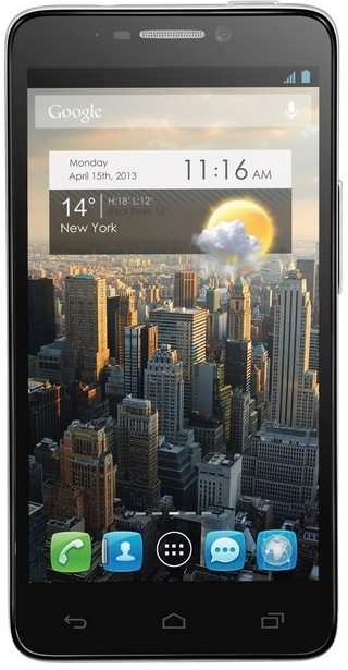 Smartphone ALCATEL ONETOUCH IDOL (6030D) Silver