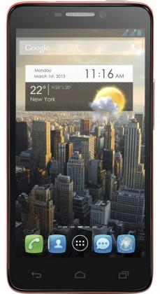 Smartphone ALCATEL ONETOUCH IDOL ULTRA (6033X) Red