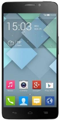 Smartphone ALCATEL ONETOUCH IDOL X (6040D) Slate