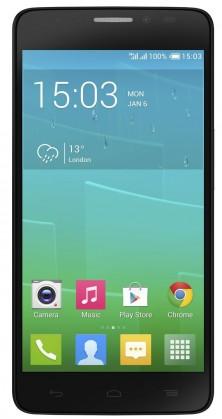 Smartphone ALCATEL ONETOUCH IDOL X+ (6043D) Black ROZBALENO