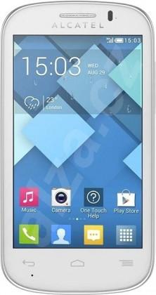 Smartphone ALCATEL ONETOUCH POP C3 (4033D) Silver