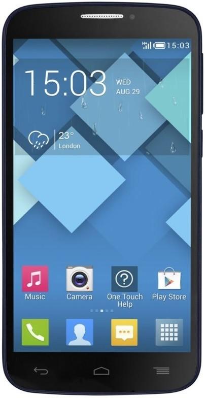 Smartphone ALCATEL ONETOUCH POP C7 (7041D) Black ROZBALENO
