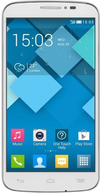 Smartphone ALCATEL ONETOUCH POP C7 (7041D) White
