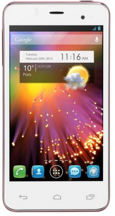 Smartphone ALCATEL ONETOUCH Star (6010D) Cranberry Pink