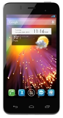 Smartphone ALCATEL ONETOUCH Star (6010D) Silver