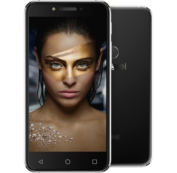 Smartphone Alcatel SHINE LITE 5080X, černá