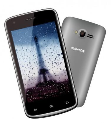 Smartphone Aligator S4000 Duo Grey