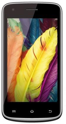 Smartphone Aligator S4000 Duo Yellow