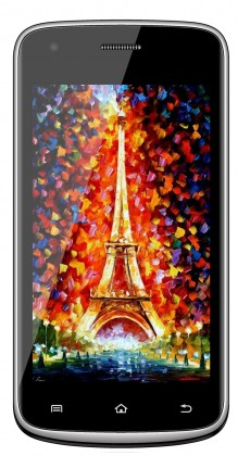 Smartphone Aligator S4020 Duo Red