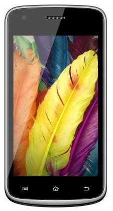 Smartphone Aligator S4020 Duo Yellow