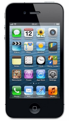 Smartphone Apple iPhone 4 8GB Black ROZBALENO