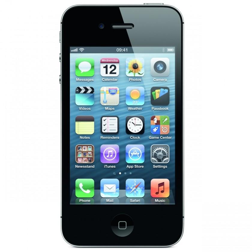 Smartphone Apple iPhone 4 8GB Black