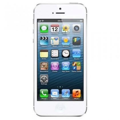 Smartphone Apple iPhone 5 32GB bílý