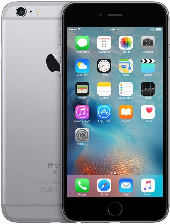 Smartphone Apple iPhone 6s Plus 128GB Space Grey