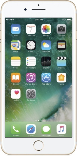 Smartphone Apple iPhone 7 Plus 256GB, gold