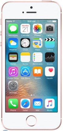 Smartphone Apple iPhone SE 16GB Rose Gold