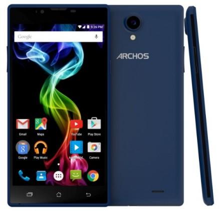 Smartphone Archos 55 Platinum