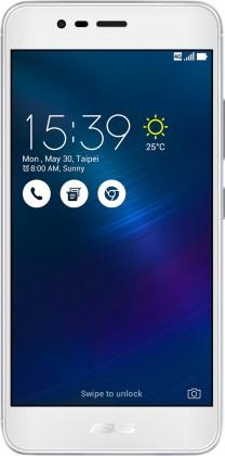 Smartphone ASUS ZenFone 3 Max ZC520TL, stříbrná