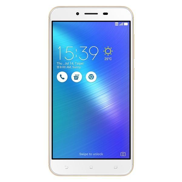 Smartphone ASUS ZF3 MAX ZC553KL MSM8937/32G/3G/A 6.0 zlatá