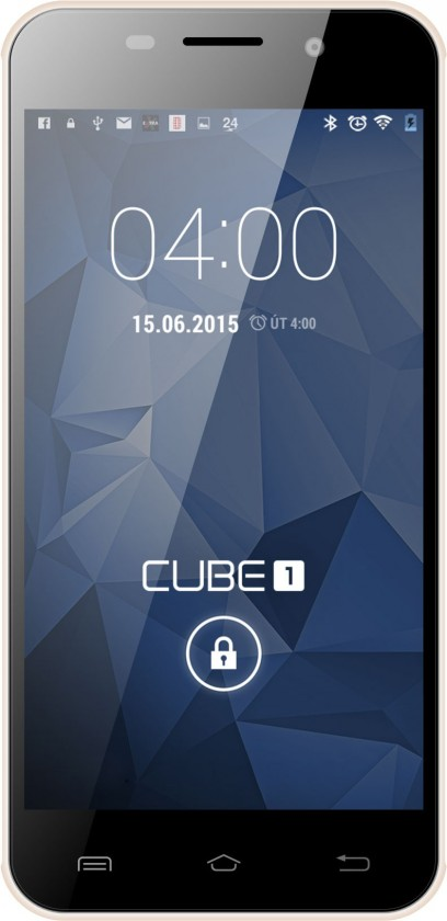 Smartphone CUBE1 M400 Champagne